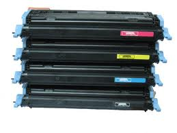 HPQ6000/1/2/3A/Canon EP 707/N°124A/HP124A  ( 8500 copies à 5%) - ECO Compatible