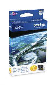 Brother LC985Y (260 copies à 5%) - ORIGINALE