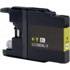 Brother LC1280Y ( 20ml ) - ECO COMPATIBLE