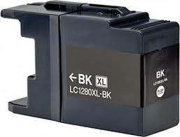 Brother LC1280BK ( 30ml ) - ECO COMPATIBLE