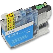 Brother LC3213C ( 400 pages)- ECO COMPATIBLE